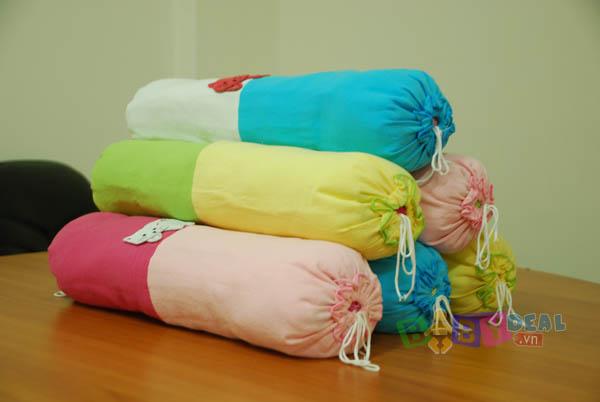 Bộ Gối Ôm Kèm Gối Nằm cho bé, shop mẹ và bé, giá rẻ tại tp hcm