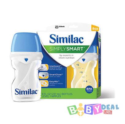 Bình Sữa Similac cho bé, shop mẹ và bé, giá rẻ tại tp hcm