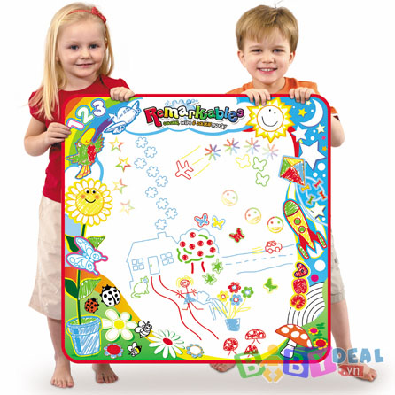Thảm Vẽ Bút Màu Nước cho bé, shop mẹ và bé, giá rẻ tại tp hcm