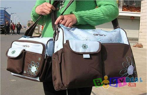 Túi Xách Chống Thấm Carter's cho bé, shop mẹ và bé, giá rẻ tại tp hcm