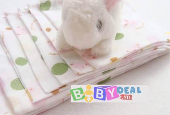 Bộ Khăn Nhật Cao Cấp cho bé, shop mẹ và bé, giá rẻ tại tp hcm