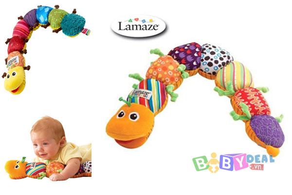 Sâu Phát Nhạc Lamaze cho bé, shop mẹ và bé, giá rẻ tại tp hcm