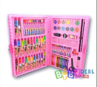 Hộp Bút Chì Màu cho bé, shop mẹ và bé, giá rẻ tại tp hcm