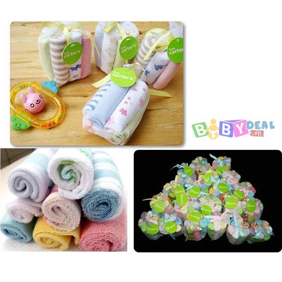 Set Khăn Sữa Carter's cho bé, shop mẹ và bé, giá rẻ tại tp hcm