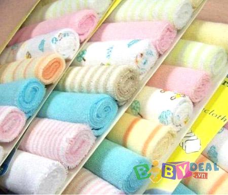 Set 16 Khăn Sữa Gerber ( Mỹ) cho bé, shop mẹ và bé, giá rẻ tại tp hcm