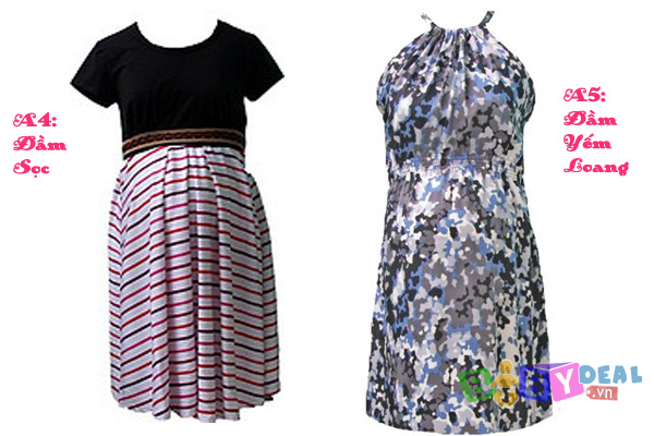 Đầm Bầu Thời Trang cho bé, shop mẹ và bé, giá rẻ tại tp hcm