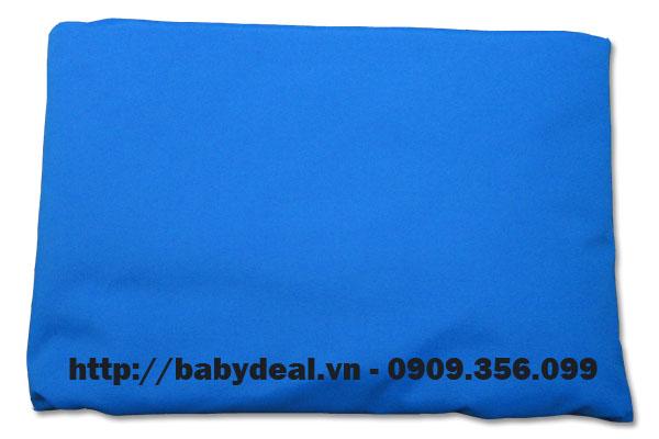Drap phủ chống thấm kích thước 1,6m x 2m cho bé, shop mẹ và bé, giá rẻ tại tp hcm
