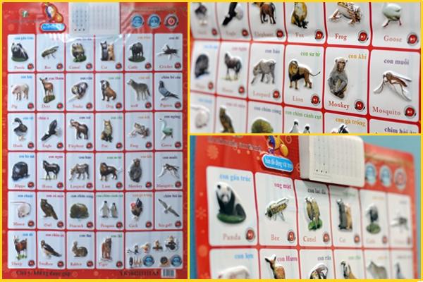BẢNG ĐIỆN TỬ THÔNG MINH cho bé, shop mẹ và bé, giá rẻ tại tp hcm