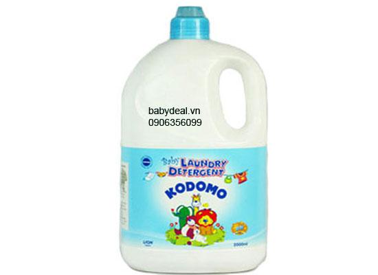 DUNG DỊCH GIẶT XẢ KODOMO. cho bé, shop mẹ và bé, giá rẻ tại tp hcm