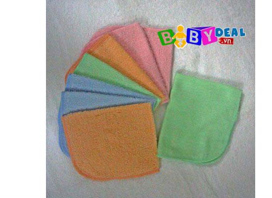 KHĂN SỮA 02 LỚP FANY KÍCH THƯỚC 25 X 30cm cho bé, shop mẹ và bé, giá rẻ tại tp hcm