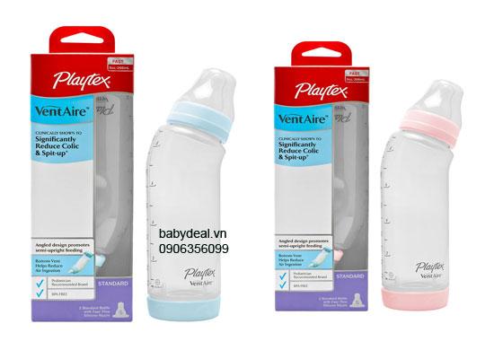 Bình sữa Playtex cho bé, shop mẹ và bé, giá rẻ tại tp hcm
