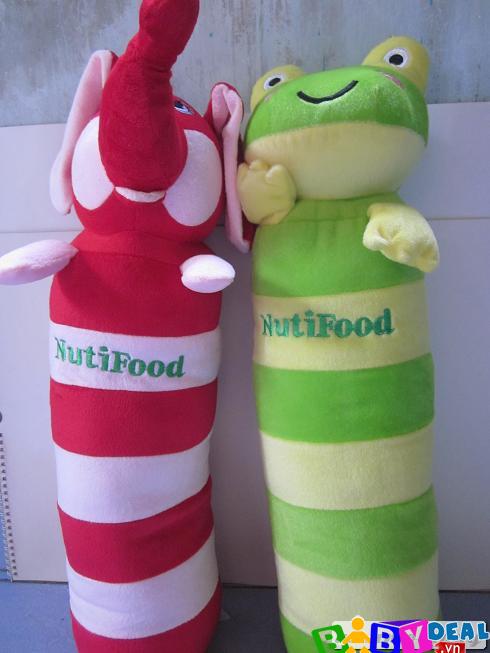 Gối ôm Nutifood cho bé, shop mẹ và bé, giá rẻ tại tp hcm
