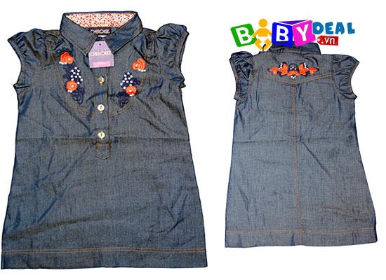 Đầm Jean Chorekee cho bé, shop mẹ và bé, giá rẻ tại tp hcm