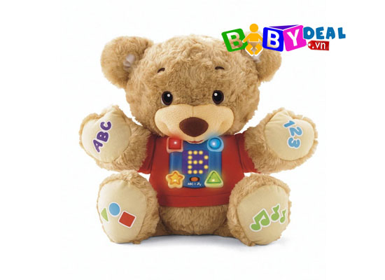 Gấu Teddy Fisher Price