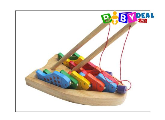 Bộ câu cá số Winwin Toys cho bé, shop mẹ và bé, giá rẻ tại tp hcm