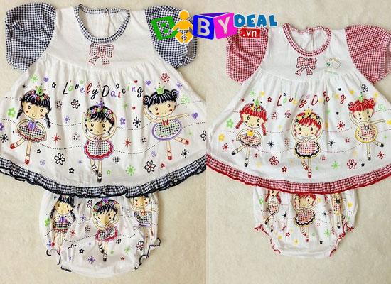 Đồ Mặc Nhà Thái Lan Cho Bé Gái cho bé, shop mẹ và bé, giá rẻ tại tp hcm