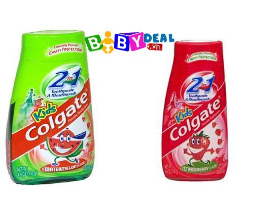 Kem Đánh Răng Colgate cho bé, shop mẹ và bé, giá rẻ tại tp hcm