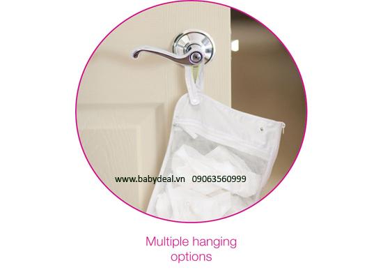 Túi Đựng Đồ Giặt Munchkin cho bé, shop mẹ và bé, giá rẻ tại tp hcm