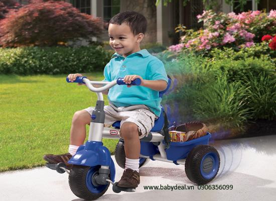 Xe Ba Bánh Little Tikes cho bé, shop mẹ và bé, giá rẻ tại tp hcm