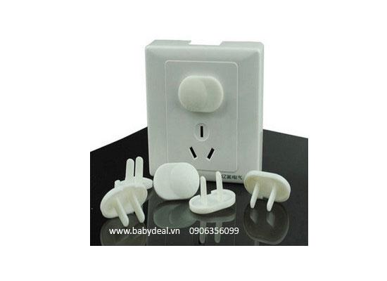 Bịt ổ điện cho bé, shop mẹ và bé, giá rẻ tại tp hcm