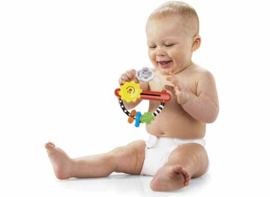 Xúc Xắc Hình Mặt Trời Fisher Price cho bé, shop mẹ và bé, giá rẻ tại tp hcm