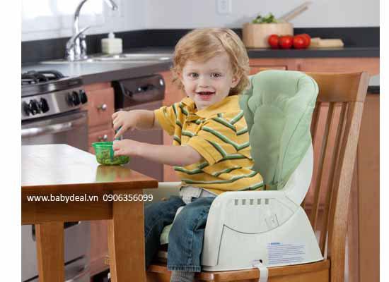 Ghế Ăn The First Year's Newborn-To-Toddler Reclining Feeding Seat cho bé, shop mẹ và bé, giá rẻ tại tp hcm