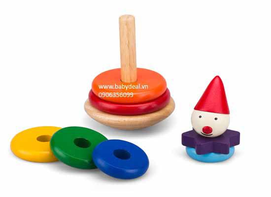 Cầu Vòng Chú Hề Winwin Toys cho bé, shop mẹ và bé, giá rẻ tại tp hcm