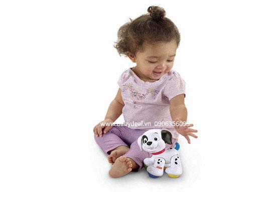 Đồ Chơi Fisher Price Disney Clicker Pal – Patch cho bé, shop mẹ và bé, giá rẻ tại tp hcm