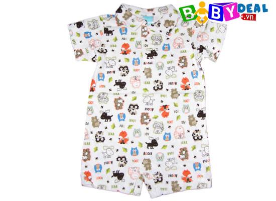 Body Suite Cho Bé Từ 3-12 Tháng cho bé, shop mẹ và bé, giá rẻ tại tp hcm