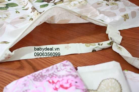 Khăn che bé bú cho bé, shop mẹ và bé, giá rẻ tại tp hcm