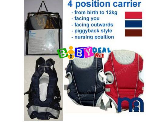 Địu Mothercare cho Bé cho bé, shop mẹ và bé, giá rẻ tại tp hcm