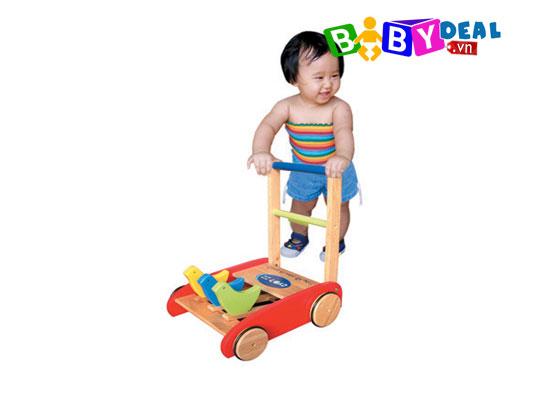 Xe Gỗ Tập Đi Winwin Toys cho bé, shop mẹ và bé, giá rẻ tại tp hcm