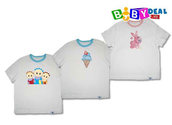 SET 05 ÁO SƠ SINH cho bé, shop mẹ và bé, giá rẻ tại tp hcm