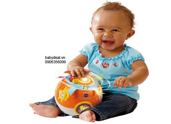 Banh tập Bò Vtech cho bé, shop mẹ và bé, giá rẻ tại tp hcm