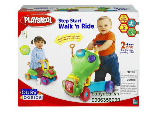 Xe Tập Đi Playskool cho bé, shop mẹ và bé, giá rẻ tại tp hcm