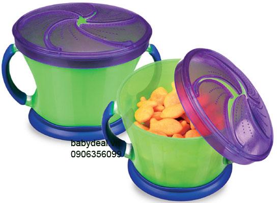 Cốc Ăn Snack Munchkin cho bé, shop mẹ và bé, giá rẻ tại tp hcm