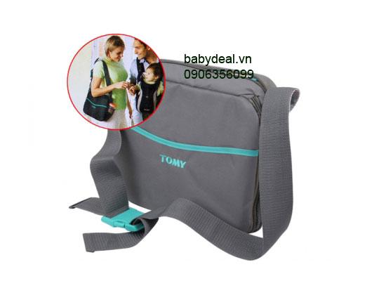 Giỏ Ghế Đa Năng Tomy 3 trong 1 cho bé, shop mẹ và bé, giá rẻ tại tp hcm