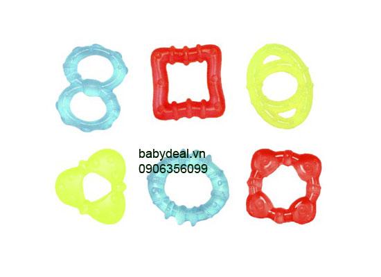 Set 3 Cắn Nướu Bright Star cho bé, shop mẹ và bé, giá rẻ tại tp hcm
