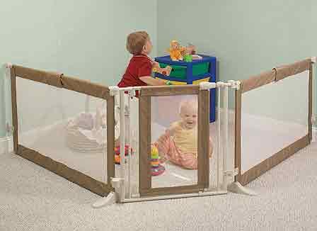 Chặn an toàn khổ rộng Summer bằng lưới cho bé, shop mẹ và bé, giá rẻ tại tp hcm