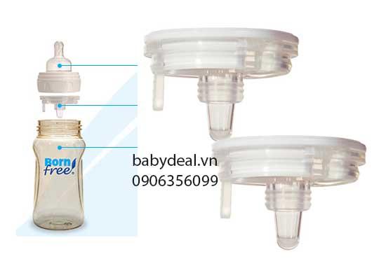 Van Thông Khí Born Free cho bé, shop mẹ và bé, giá rẻ tại tp hcm