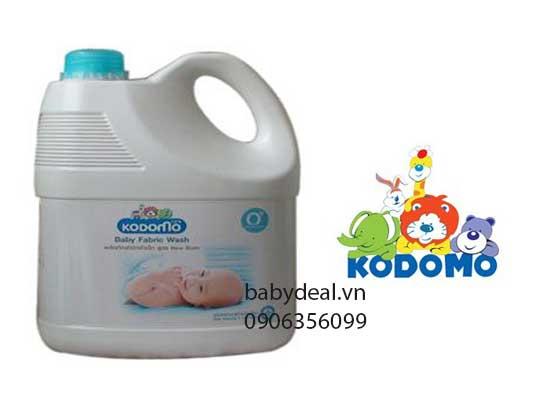 Nước Giặt Xả Kodomo 3 Lít cho bé, shop mẹ và bé, giá rẻ tại tp hcm