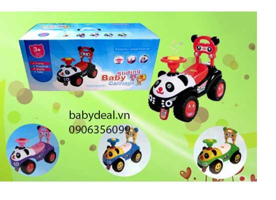 Xe Chòi Chân Tập Đi Panda cho bé, shop mẹ và bé, giá rẻ tại tp hcm