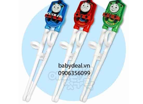 Đũa Tập Ăn Edison Thomas - Set 2 đôi cho bé, shop mẹ và bé, giá rẻ tại tp hcm