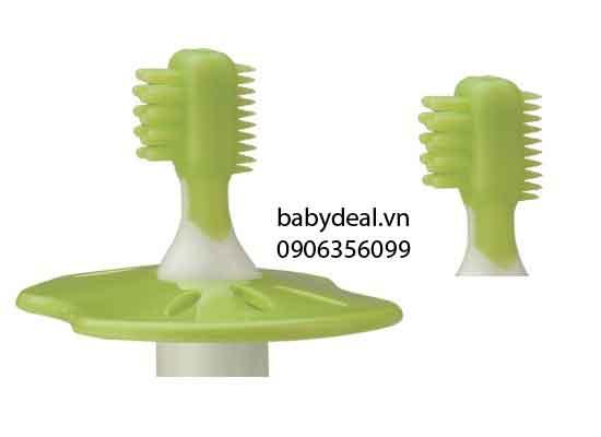 Bộ Bàn Chải Đánh Răng 3 Bước Combi cho bé, shop mẹ và bé, giá rẻ tại tp hcm