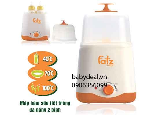Máy Hâm Sữa Tiệt Trùng Fatz