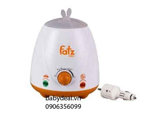 Máy Hâm Sữa Fatz (Dùng Được Trên Xe Hơi)