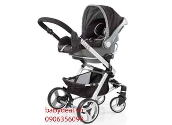 Xe Đẩy Bé Summer Fuze Stroller (Blaze) cho bé, shop mẹ và bé, giá rẻ tại tp hcm