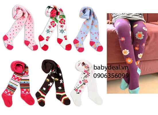 Quần Tất Len Cho Bé - Set 2 Cái cho bé, shop mẹ và bé, giá rẻ tại tp hcm