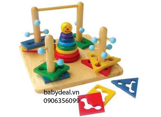 Trò Chơi Đường Luồn Lý Thú Winwintoys cho bé, shop mẹ và bé, giá rẻ tại tp hcm