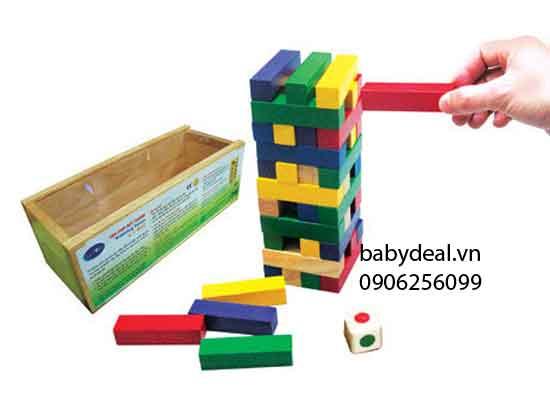 Đồ Chơi Rút Gỗ Winwintoys cho bé, shop mẹ và bé, giá rẻ tại tp hcm